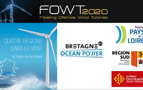 FOWT et 4 régions dans le vent 3