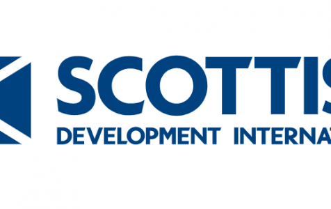 logo Scottish Development International